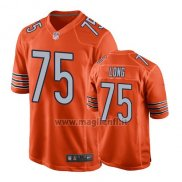 Maglia NFL Game Chicago Bears Kyle Long Arancione Alternate