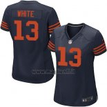 Maglia NFL Game Donna Chicago Bears Blu