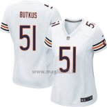 Maglia NFL Game Donna Chicago Bears Butkus Bianco
