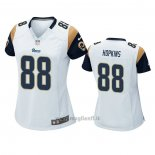 Maglia NFL Game Donna Los Angles Rams Brycen Hopkins Bianco
