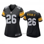 Maglia NFL Game Donna Pittsburgh Steelers Anthony Mcfarland Jr. Nero