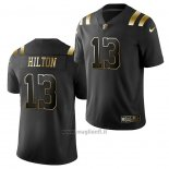 Maglia NFL Limited New England Patriots T.y. Hilton Golden Edition Nero