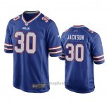 Maglia NFL Game Buffalo Bills Dane Jackson Blu