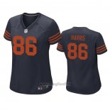 Maglia NFL Game Donna Chicago Bears Demetrius Harris Throwback Blu