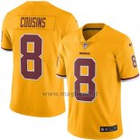 Maglia NFL Legend Washington Redskins Cousins Giallo