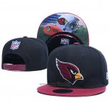Cappellino Arizona Cardinals 9FIFTY Snapback Rosso Blu