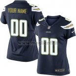 Maglia NFL Donna Los Angeles Chargers Personalizzate Nero