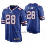 Maglia NFL Game Buffalo Bills E.j. Gaines Blu