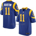 Maglia NFL Game Los Angles Rams Austin Blu