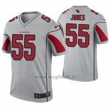Maglia NFL Legend Arizona Cardinals 55 Chandler Jones Inverted Grigio