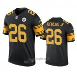 Maglia NFL Legend Pittsburgh Steelers Anthony Mcfarland Jr. Nero Color Rush