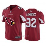 Maglia NFL Limited Arizona Cardinals Lawrence Big Logo Rosso
