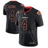 Maglia NFL Limited Arizona Cardinals Phil Dawson Nero Color Rush 2018 Lights Out