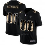 Maglia NFL Limited Atlanta Falcons Personalizzate Statue of Liberty Fashion Nero