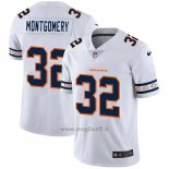 Maglia NFL Limited Chicago Bears Montgomery Team Logo Fashion Bianco