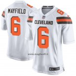 Maglia NFL Game Bambino Cleveland Browns Baker Mayfield Bianco