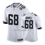 Maglia NFL Game Jacksonville Jaguars Andrew Norwell 2018 Bianco