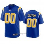 Maglia NFL Game Los Angeles Chargers Personalizzate Blu