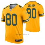 Maglia NFL Legend Green Bay Packers Jimmy Graham Inverted Or