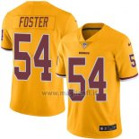 Maglia NFL Legend Washington Redskins Foster Giallo