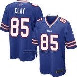 Maglia NFL Game Buffalo Bills Clay Blu