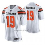 Maglia NFL Game Cleveland Browns Breshad Perriman Bianco