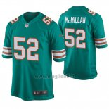 Maglia NFL Game Dolphins Raekwon Mcmillan Throwback Verde