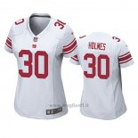 Maglia NFL Game Donna New York Giants Darnay Holmes Bianco