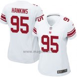 Maglia NFL Game Donna New York Giants Hankins Bianco