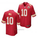Maglia NFL Game Kansas City Chiefs Tyreek Hill Rosso