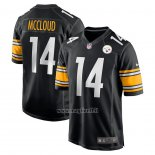 Maglia NFL Game Pittsburgh Steelers Ray Ray Mccloud Nero
