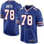 Maglia NFL Game Bambino Buffalo Bills Smith Blu