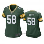 Maglia NFL Game Donna Green Bay Packers Christian Kirksey Verde