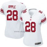 Maglia NFL Game Donna New York Giants Apple Bianco
