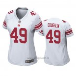 Maglia NFL Game Donna New York Giants Carter Coughlin Bianco