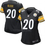 Maglia NFL Game Donna Pittsburgh Steelers Bleier Nero