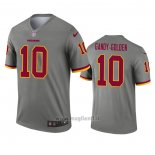 Maglia NFL Legend Washington Redskins Antonio Gandy Golden Inverted Grigio